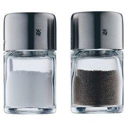 - bel gusto solniczka i pieprzniczka wymiaty: 5 cm x 2,5 cm marki Wmf