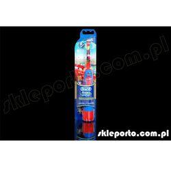 Oral-b Braun Stages Power szczoteczka na baterie dla dzieci - chłopcy - produkt z kategorii- Szczoteczki dla
