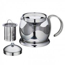 earl grey dzbanek z zaparzaczem do herbaty, 1,25 l marki Küchenprofi