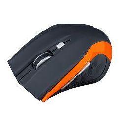 Mysz MODECOM Black-Orange M-MC-0WM5-160/ DARMOWY TRANSPORT DLA ZAMÓWIEŃ OD 99 zł z kategorii Myszy, trackballe i wskaźniki
