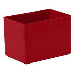 Wkładana skrzynka do szuflady,dł. x szer. x wys. 80 x 53 x 54 mm, opak. 32 szt. marki Unbekannt