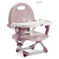 krzesło pocket snack rose marki Chicco