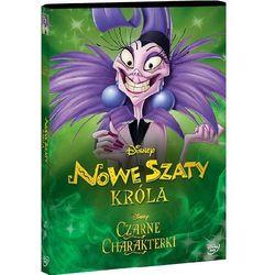 Nowe szaty króla. DVD