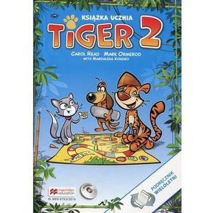 Tiger 2. Podręcznik Wieloletni + CD, Pearson