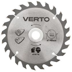 Tarcza do cięcia VERTO 61H105 160 x 30 mm do pilarki widiowa (5902062997432)
