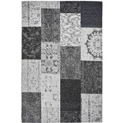 Obsession Dywan milano patchwork szary 57 x 110 cm (4054293065396)