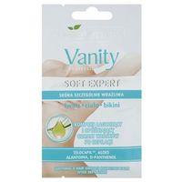 vanity soft expert balsam łagodzący po depilacji (face, body, bikiny) 2 x 5 g marki Bielenda