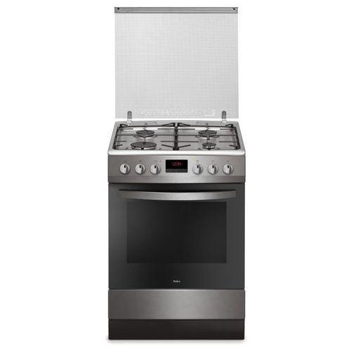 Amica 620GE3.33ZPTADPNQXX, kuchnia gazowo-elektryczna