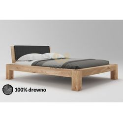 Łóżko dębowe Syringa 02 140x200