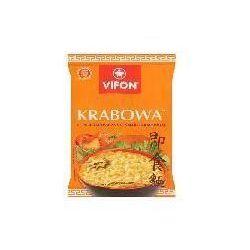Zupa błyskawiczna Vifon krabowa 70 g z kategorii Dania gotowe