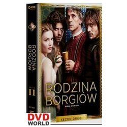 Film IMPERIAL CINEPIX Rodzina Borgiów Sezon 2 (3 DVD) The Borgias z kategorii Seriale, telenowele, programy T