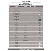 KAPPA TE4104K STELAŻ POD SAKWY BOCZNE KAWASAKI ER-6N / ER-6F 650 (12-16) z kategorii Stelaże motocyklowe