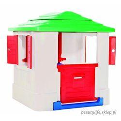 domek wiejski ze stolikiem marki Chicco