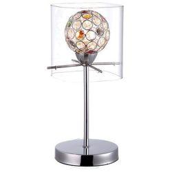 Lampka biurkowa LIGHT PRESTIGE Spark LP-5193/1T Srebrny