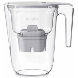 Philips dzbanek filtrujący awp2935wht/10, biały, 2,6l (4897099302483)