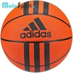 Piłka do koszykówki  3 stripes mini x53042 wyprodukowany przez Adidas