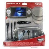 Zestaw akcesoriów BIGBEN Essential Pack do konsoli PSP + DARMOWY TRANSPORT!
