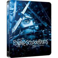 Edward Nożycoręki (Steelbook) (Blu-Ray) - Tim Burton