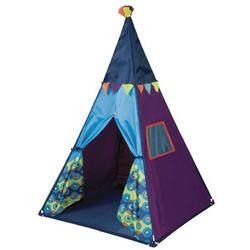 Świecący namiot z materiału tipi dla dzieci  marki B.toys