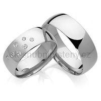 Obrączki ślubne z stali nierdzewnej OC1016 (Obrączki ślubne)
