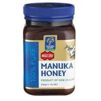 Miód manuka 250+ 500g marki Manuka health