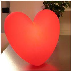Slide Love- kinkiet czerwony