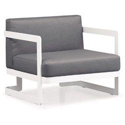 Fotel ogrodowy z podłokietnikami IBIZA LOUNGE z kategorii Leżaki ogrodowe
