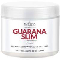 Farmona  guarana slim antycellulitowy peeling do ciała