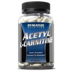 Dymatize - acetyl l-carnitine - 90kap., marki Dymatize nutrition