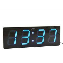 Zegar JVD ścienny DH1.2 LED Cyfry 12,5 cm Długość 51 cm (8592818064951)