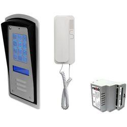 Radbit Zestaw jednorodzinny panel domofonowy wielorodzinny z szyfratorem brc10 mod