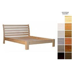 łóżko drewniane venlo 140 x 200 marki Frankhauer