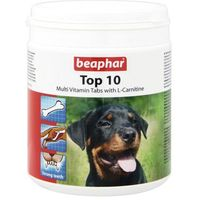 BEAPHAR Top 10 Dogs preparat witaminowy dla psów