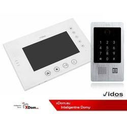 Zestaw wideodomofonu z szyfratorem i czytnikiem kart RFID Vidos S20DA_M670WS2