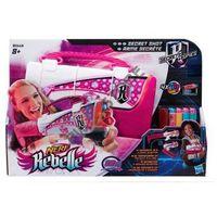 Hasbro  nerf rebelle - torebka tajnej agentki różowa b0648