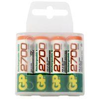 4 x akumulatorki GP R6 AA Ni-MH 2700 (box) - sprawdź w wybranym sklepie