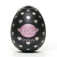 Tenga  egg easy ona cap lovers heart zestaw masturbatorów jednorazowych w kształcie jajka miłości 6 sztuk