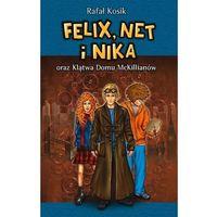 Felix, Net i Nika oraz Klątwa Domu McKillianów - Dostępne od: 2014-11-26, Powergraph
