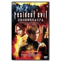 Imperial cinepix Resident evil: degeneracja (dvd) - makoto kamiya (5903570137075)