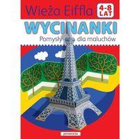 Wycinanki Wieża Eiffla (9788378200895)