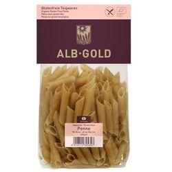 Makaron penne z ryżu brązowego BIO BG 250G - ALB-GOLD z kategorii Zdrowa żywność