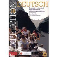 Expedition Deutsch 1B Podręcznik z ćwiczeniami z płytą CD