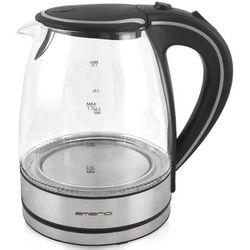 Emerio szklany czajnik 1,7 l (7350034654247)