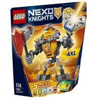 Lego NEXO KNIGHTS Zbroja axla 70365