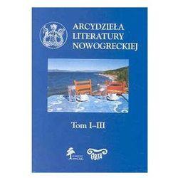 Arcydzieła literatury nowogreckiej T I-III, książka z kategorii Literatura piękna i klasyczna
