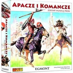 Gra - apacze i komancze, marki Egmont