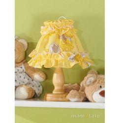MAMO-TATO Lampka Nocna Hamaczki miodowo-żółte z kategorii Oświetlenie dla dzieci