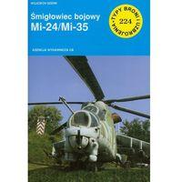 Śmigłowiec bojowy Mi 24/Mi 35, książka w oprawie miękkej