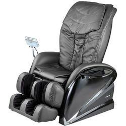 Fotel do masażu inSPORTline Sallieri czarny - Kolor Czarny (8595153644796)