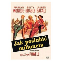 Jak poślubić milionera (DVD) - Jean Negulesco, kup u jednego z partnerów